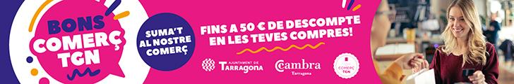 Bons Comerç TGN – Ajuntament de Tarragona