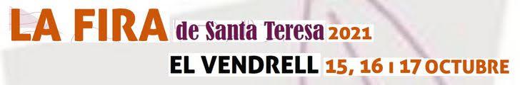 Fira de Santa Teresa – Ajuntament del Vendrell – Capçalera